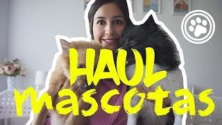 HAUL MASCOTAS  + TRY ON | Aliexpress, Amazon... | Lucialt786