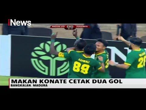 Piala Gubernur Jatim 2020, Persebaya & Persik Kediri Pastikan Tiket Semifinal - INews Malam 14/02