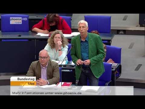 Bundesfernstraßenmautgesetz: Befragung der Bundesregierung mit Alexander Dobrindt am 11.05.2016