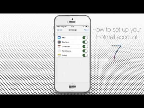 How to Set Up and Configure Hotmail on iPhone and iPad