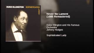 Never No Lament (1986 Remastered)