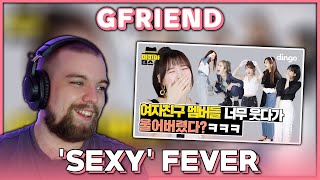 REACTION to GFRIEND (여자친구) 'Mafia Dance' at Dingo Music