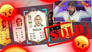 OMG I RAGE SOLD PRIME R9!! BIGGEST EA SCAM EVER! FIFA 20 Ultimate Team