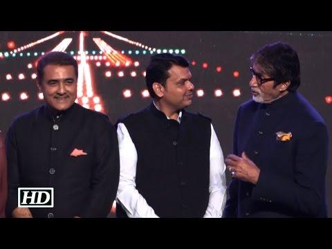 Amitabh Bachchan, Devendra Fadnavis applaud Praful Patel