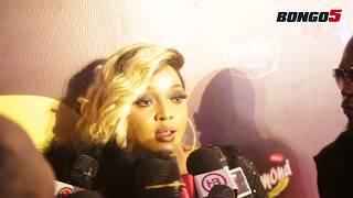 WOLPER: Diamond, bado nasoma / nitamvalisha Rihanna / Ile zawadi Miss TZ