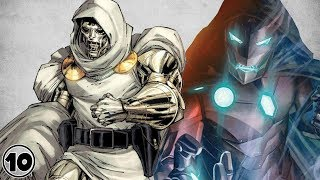 Top 10 Alternate Versions of Doctor Doom Video