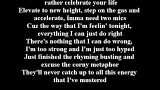 Eminem - Recovery - 16. You're Never Over Lyrics