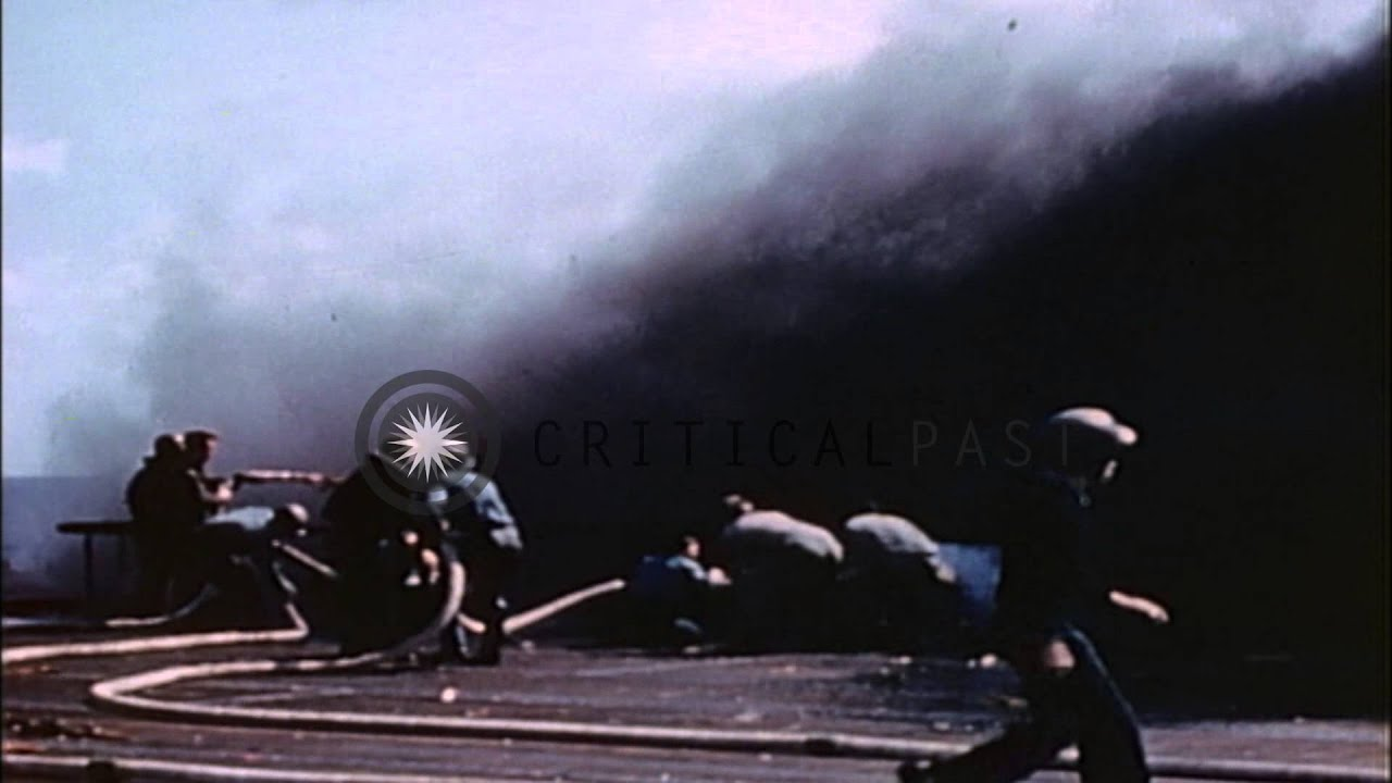 Iran blows up fake US aircraft carrier in Persian Gulf during TV ...