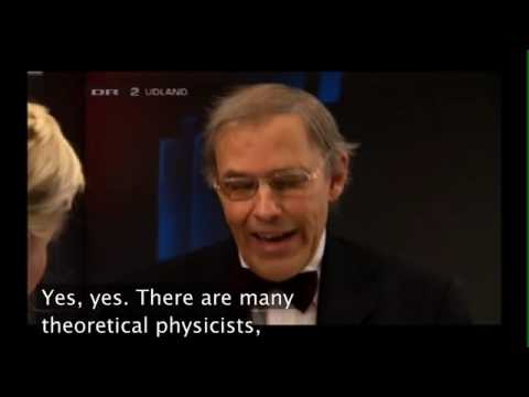 Holger Bech Nielsen on the Higgs Particle - With Subtitles