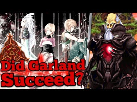 DID GARLAND'S PLAN SUCCEED? | Final Fantasy IX PS4 celebration story THEORY & LORE dive!