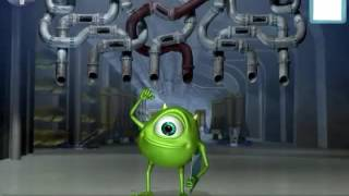 lets play monsters inc scream team training part 1