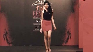 fbb Femina Main Miss India 2014 Episode 03