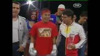 Denver Cuello vs Ganigan Lopez