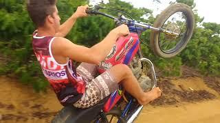 O grande vlog do dia dos motoqueiros muito grau e corte