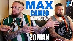 MAX CAMEO x ZOMAN INTERVIEW | Rotlicht, JVA, Rocker, Hood, Mert, Miami Yacine, Rap, LA, Paris Ghetto