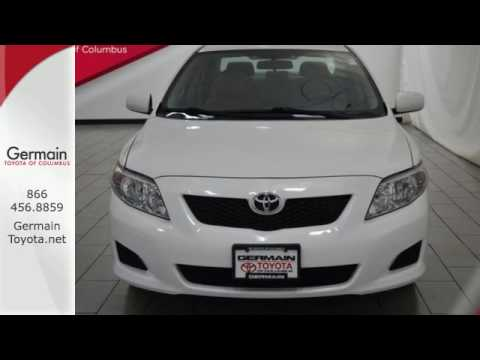 Used 2009 Toyota Corolla Columbus, OH #283 1   SOLD