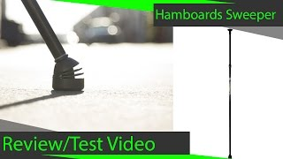 Hamboards Street Sweeper Review