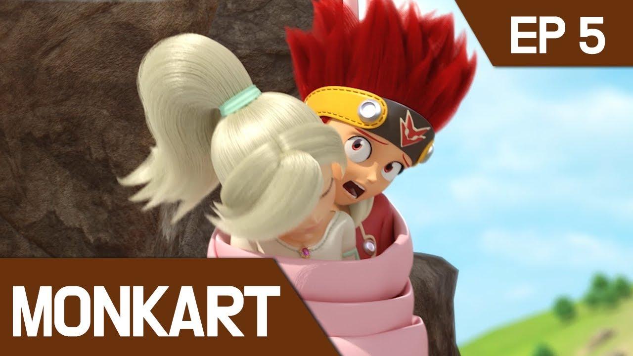 Download [WatchCarTV] Monkart Episode - 5
