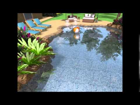 Pool boys swimming pool design youtube for Swimming pool design youtube