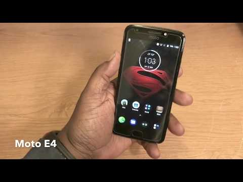 Moto E4 Review After One Month