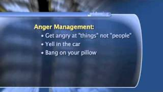 What is the Anger Stage of Grief?