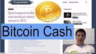 Bitcoin Cash - зачем он нужен, где купить BCC и как хранить криптовалюту