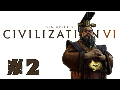 Let's Play: Civilization VI - Cultural China! - Part 2