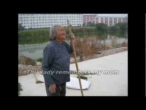Visiting Mom's Village In Kaiping, China   開平   (Hoiping Near Toisan)