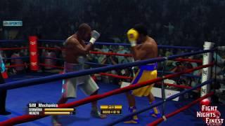 Fight Night Champion Online World Championship Series 2017 Match #5