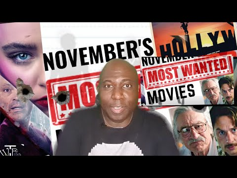 Most Wanted Movies - November 2020