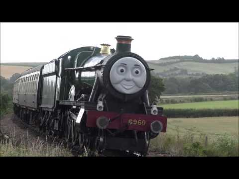 SEASPRAY GALLERY UPDATE AND FRIENDS OF THOMAS AT BLUE ANCHOR WSR