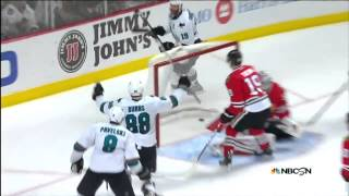 Great White Ice - San Jose Sharks Playoff Trailer 2014