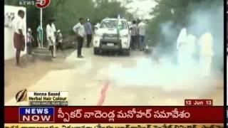 Intintiki ysr party In Kamalapuram, Kadapa-   TV5