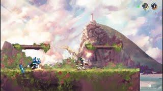 Brawlhalla GamePlay Yumiko's Montage Videos