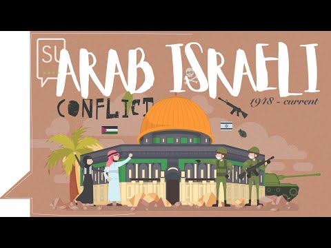 📱A Guide To The Arab-Israeli Conflict|Straight Up