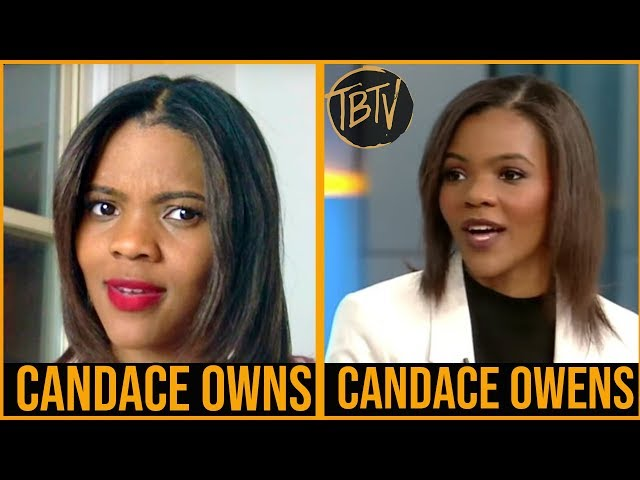 How Candace Owens Got Owned By Candace Owens | Tim Black