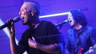 Apresentação ao vivo do Tears for Fears no BBC Radio Theatre, com t...