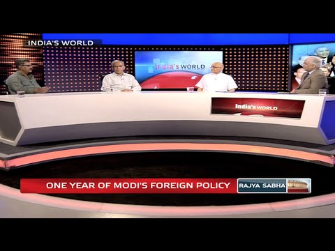 India's World - One year of PM Modi's foreign policy