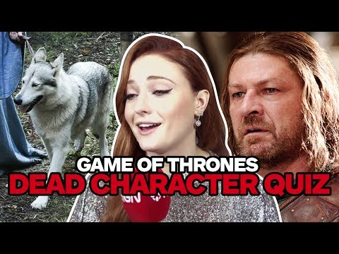 Thumbnail: Game of Thrones Cast Take Ultimate Dead Characters Quiz