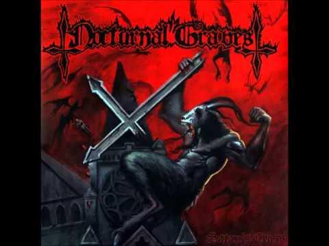 Nocturnal Graves - Satan's Cross (2007) Full Album