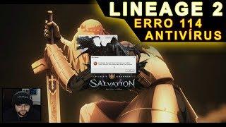 Lineage 2 - die Lösung der Fehler in einer log-in die l2, ein Beamter, der Fehler, es ist möglich, 114), L2-I & I2 IN (Antivirus & Firewall)