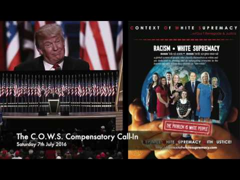 The C.O.W.S. Compensatory Call-In  23rd July 2016