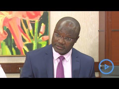 Kenya Editors Guild Chairman full speech on press freedom