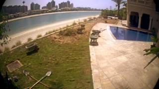 Easigrass UAE - Palm Jumeirah Installation 2015