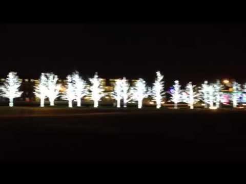 Oklahoma City Christmas Lights