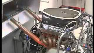 Honda F1 Engine At 20000 Rpm