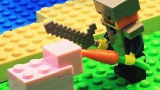 EINE DRINGENDE NACHRICHT | MINECRAFT LEGO ANIMATION