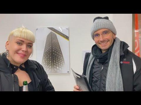 Mark Benecke 📸 Jara Reker: Ebertplatz Köln