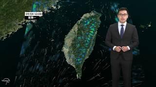 農業氣象預告1060905