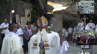Proslavljena 20. obljetnica svetišta sv. Leopolda Bogdana Mandića u Zakučcu